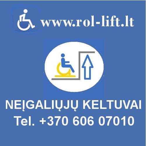 Kopikliai laiptais žmonėms su negalia (ŽN)