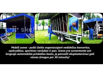 Mobilios Scenos