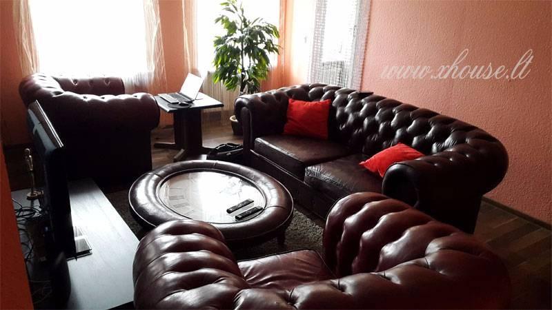 Unikalus apartamentai Vilniuje. Trumpalaike nuoma.