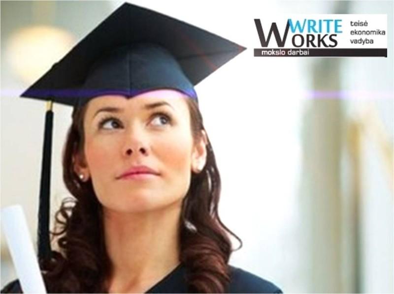 Rašau – bakalauro magistro rašto darbai , referatai, kursiniai diplominiai, mokslo darbai