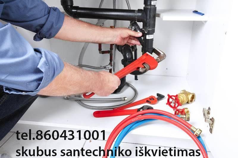 SANTECHNIKO PASLAUGOS – VILNIAUS MIESTE  37060431001