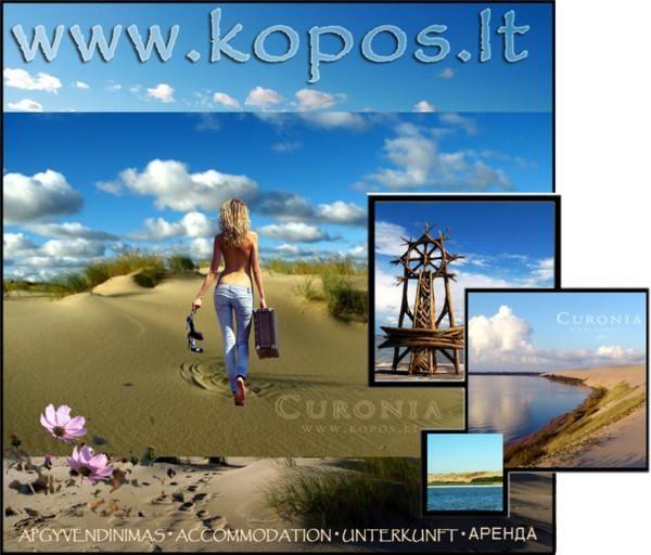 Poilsis prie jūros – Neringa-Nida, Juodkrantė, Preila, Pervalka