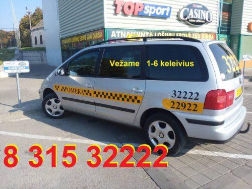 Alytaus Taksi Omeka 8 638 32222