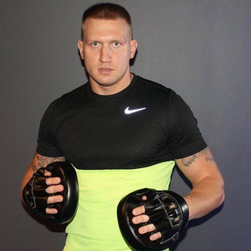 Asmeninis bokso treneris