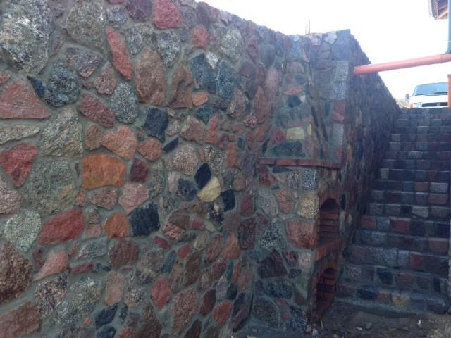 Akmens apdaila, akmenų mūro darbai