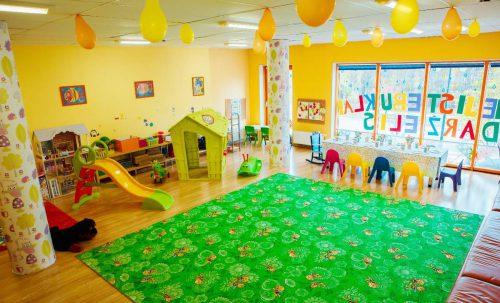 Vaikų kambarys, gimtadieniai