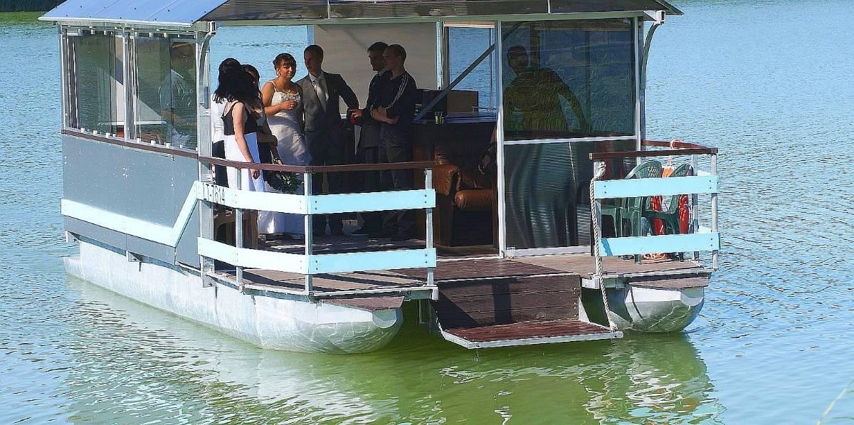 Pramoginio laivo nuoma