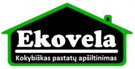 Ekovela- Pastatų apšiltinimas ekovata
