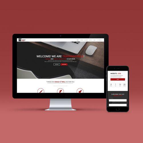 Internetinių Svetainių Kūrimas   SEO   Socialinių Tinklų Administravimas   Grafikos Dizainas