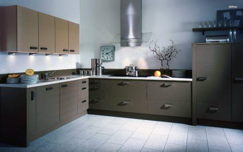 Virtuvės baldai pagal individualius užsakymus.