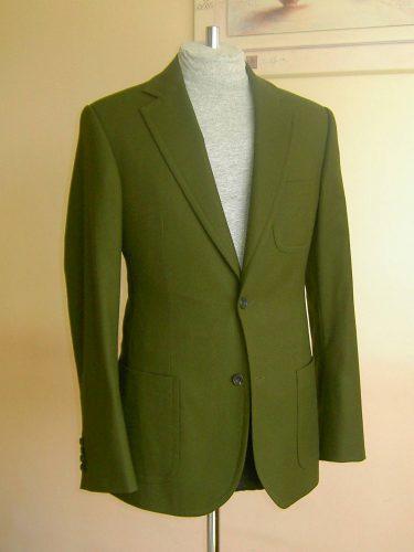 Vyriškų kostiumų siuvimas