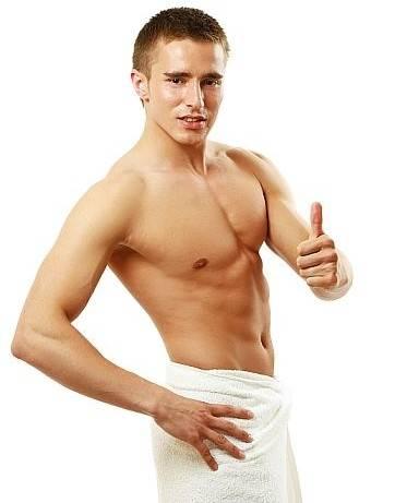 Intymios vietos depiliacija vyrams