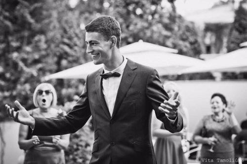 Eimantas Kisielius – modernių vestuvių vedėjas Vestu.lt