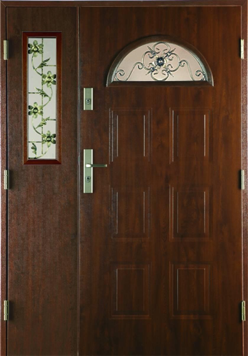 Durys vidaus ir lauko stogeliai virš durų