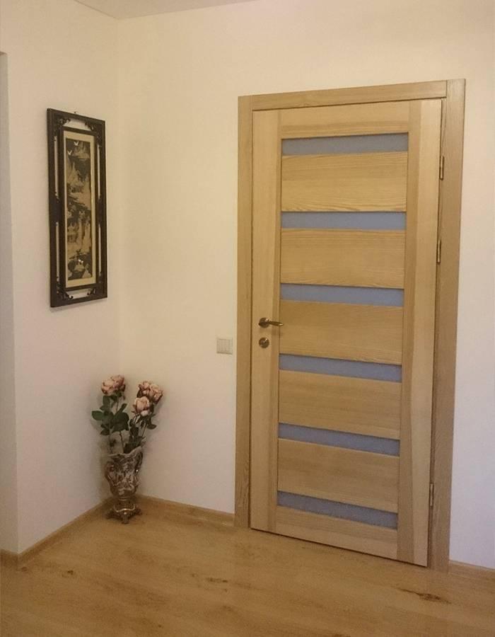 Durų montavimas Apdailos darbai Kaunas 8 630 95344