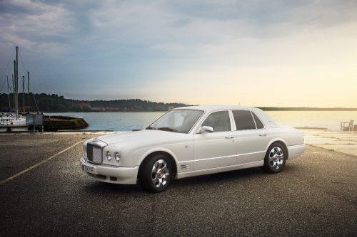 Bentley Limuzinu Nuoma