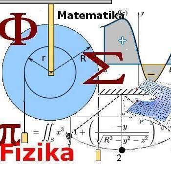 Fizika, matematika, chemija, logika, mechanika, elektrotechnika, optimizacijos uždaviniai ir t.t. – studentams