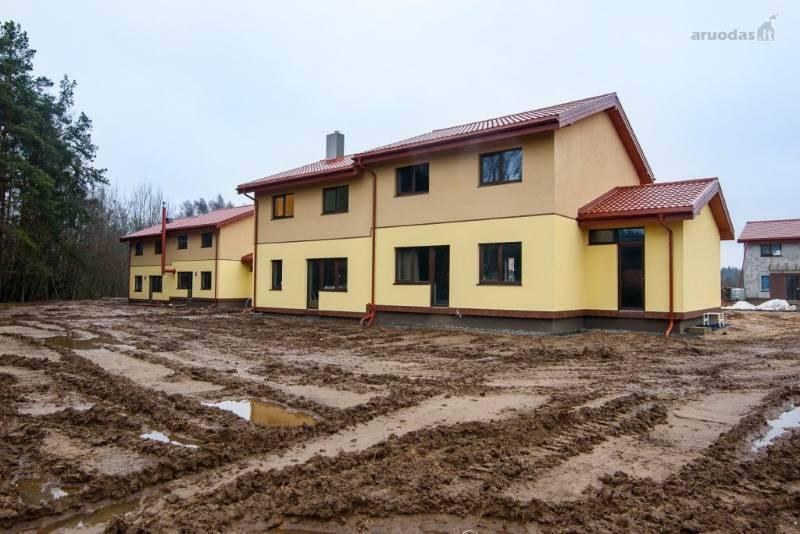 Statybų darbai Vilniuje