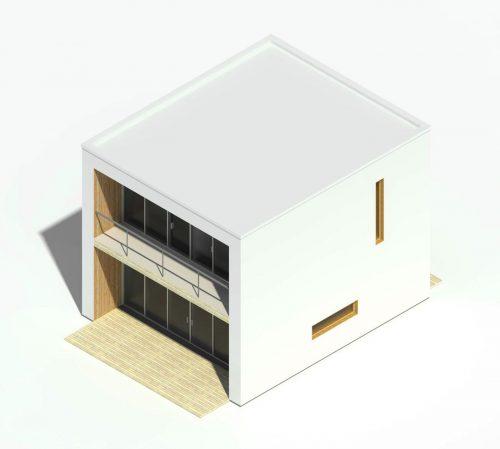 Individualių gyvenamųjų namų projektai