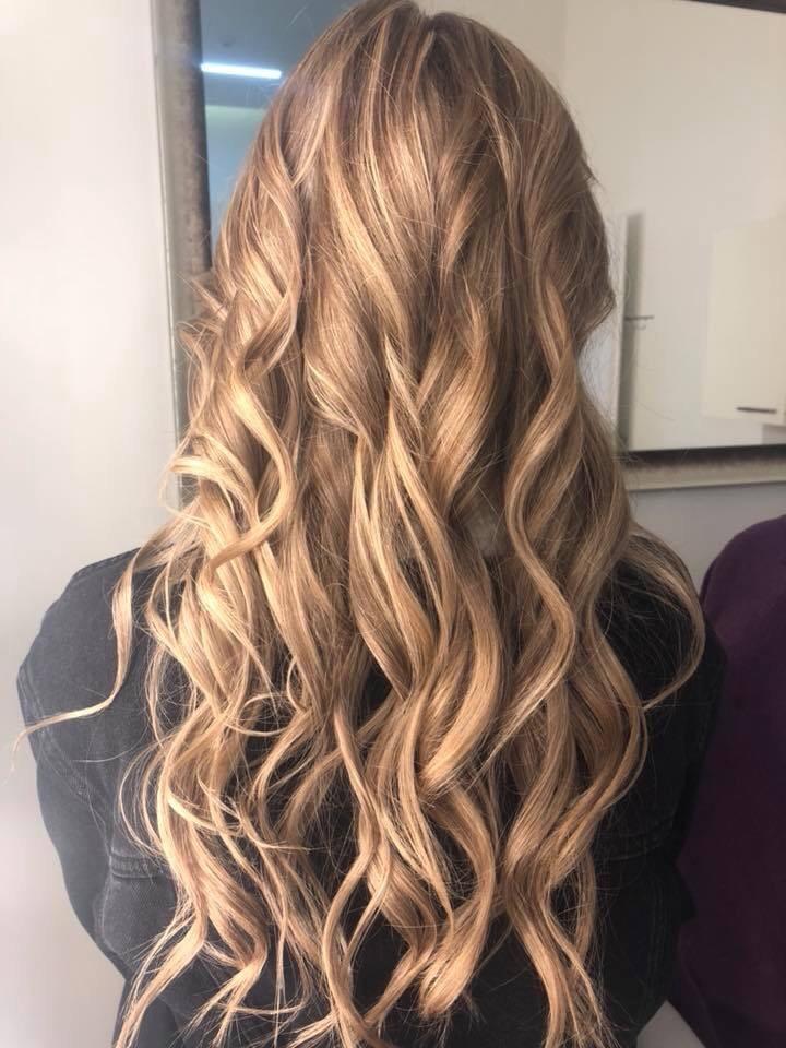 Vizaziste ir plauku stiliste