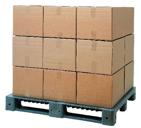 Paletinių krovinių atvežtimas iš Europos Sąjungos šalių į Lietuvą