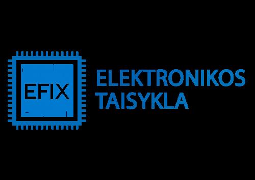 Elektronikos taisykla EFIX