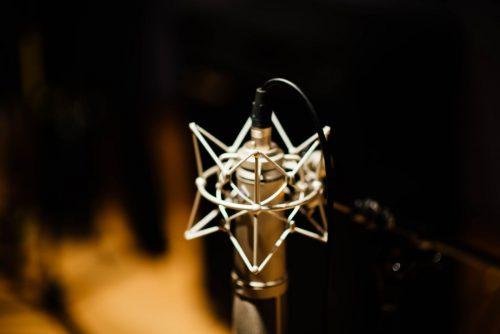 Reklaminių audio klipų gamyba, įgarsinimo paslaugos