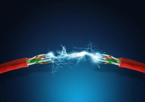 Patyręs Elektrikas – Elektros darbai