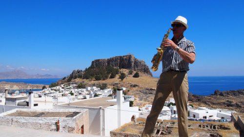 Saksofonistas Saulius  868354627