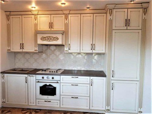 Klasikinių Virtuvės Baldų Gamyba, Projektavimas