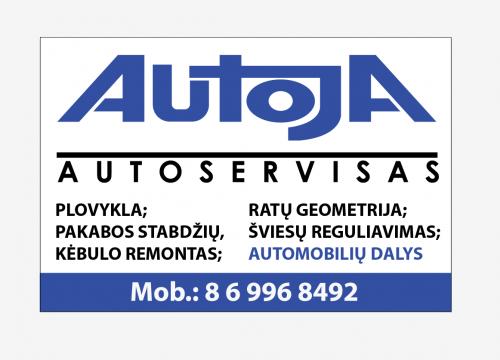 UAB Autoja