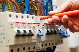 Elektros darbų paslaugos
