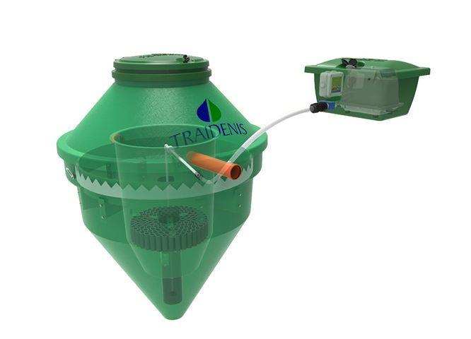 Sertifikuoti buitinių nuotekų valymo įrenginiai