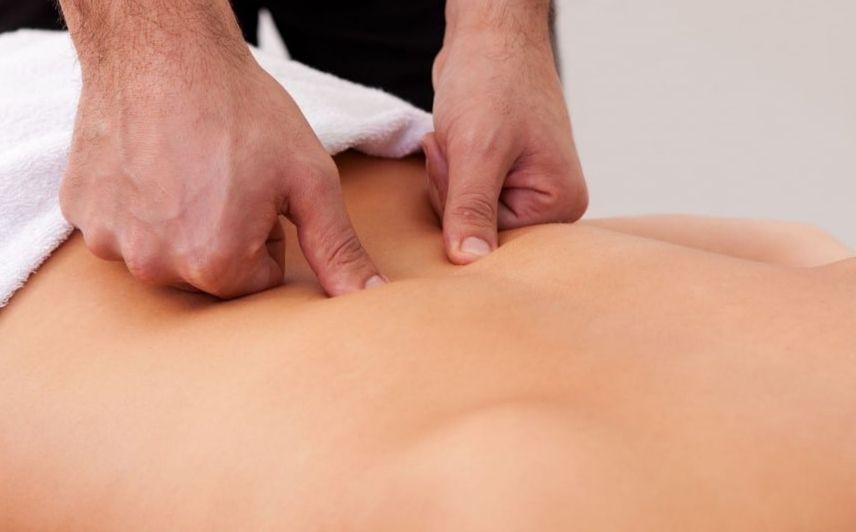 Taškinis masažas