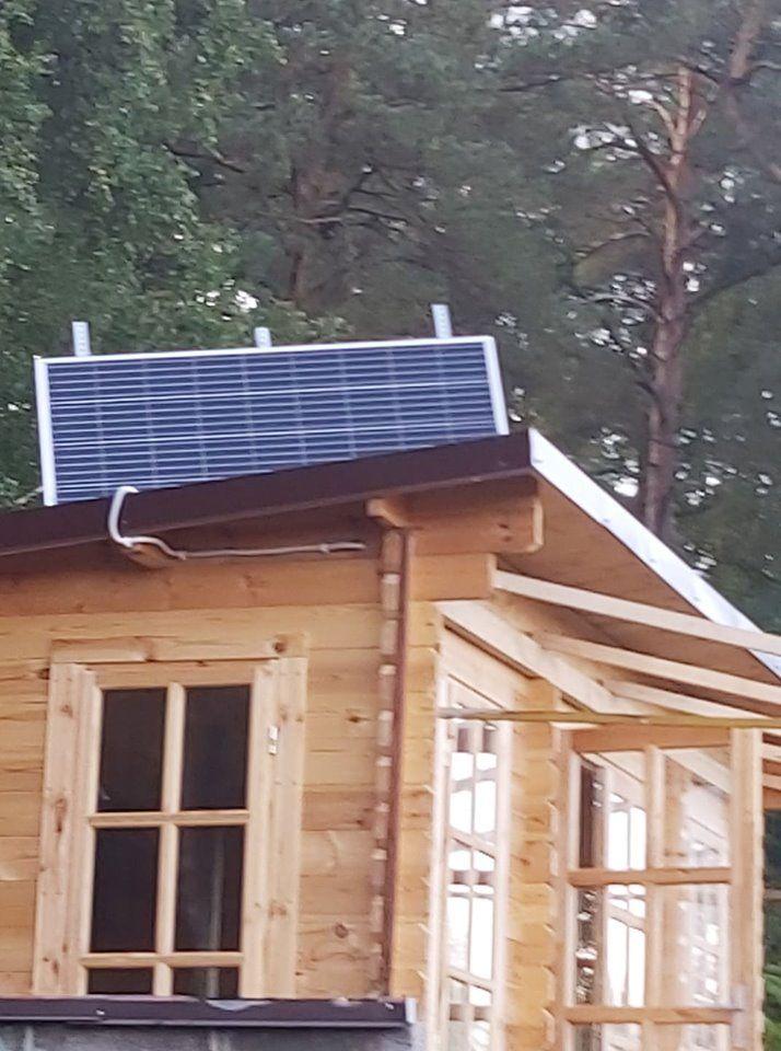 Saulės elektrinių įrengimas ir elektros instaliacija