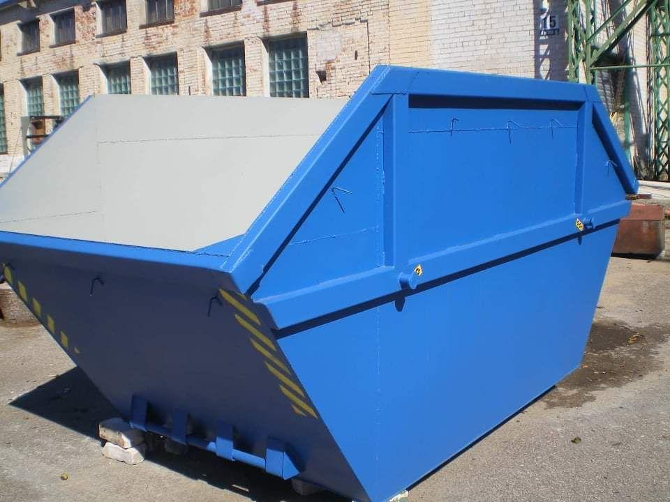 Statybinių konteinerių nuoma