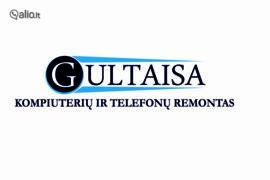 Mb GULTAISA telefonu kompiutriu remontas