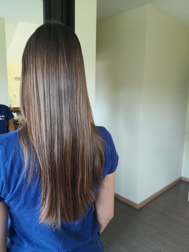 Moteriški plaukų kirpimai ir dažymai Kaune