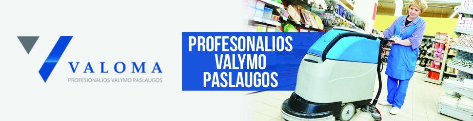 Profesionalios valymo paslaugos