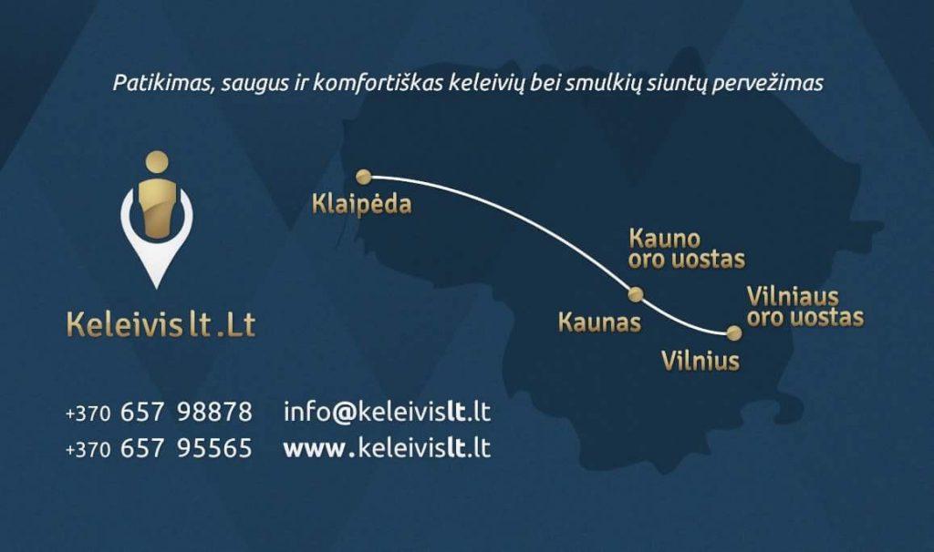 Oro uostų ekspresas – KeleivisLT.lt