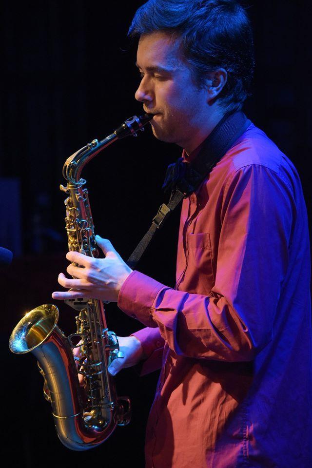 Saksofonininkas Mindaugas