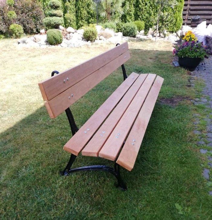 Lauko baldai, Lauko suolai