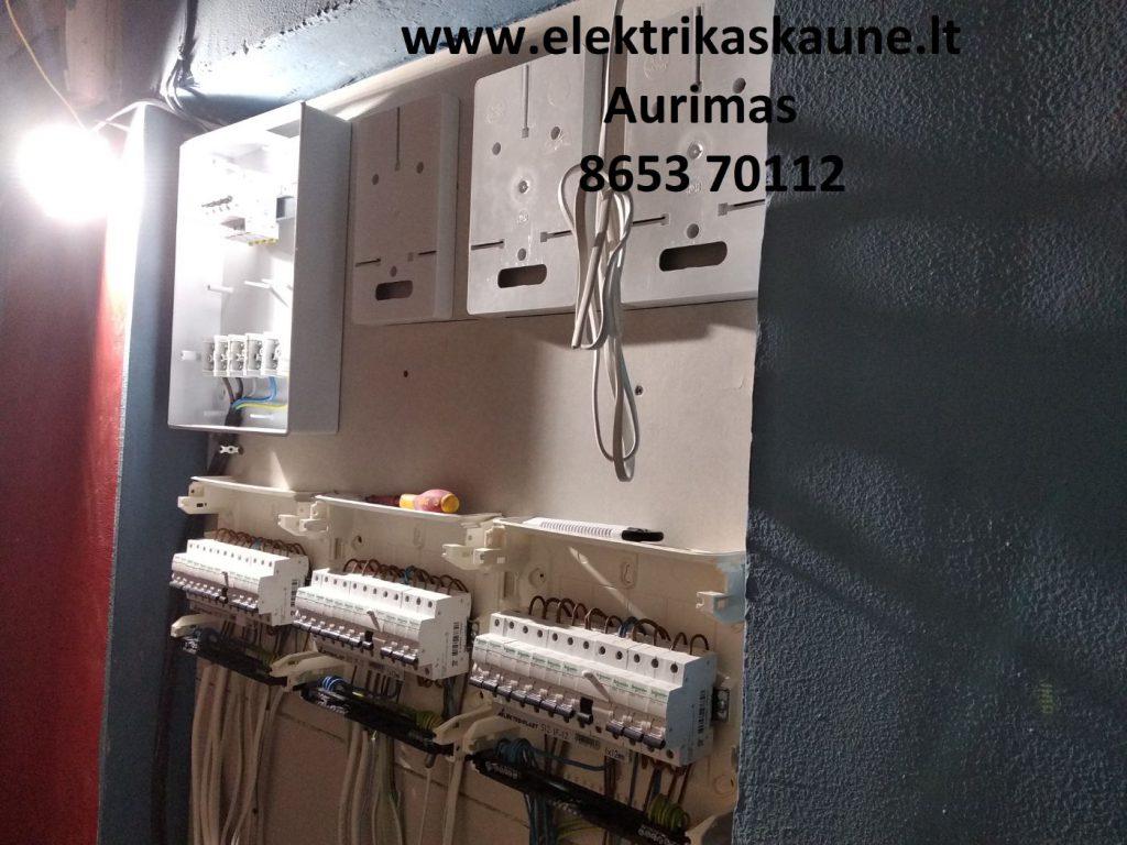 Elektrikas Kaune Aurimas 8653 70112