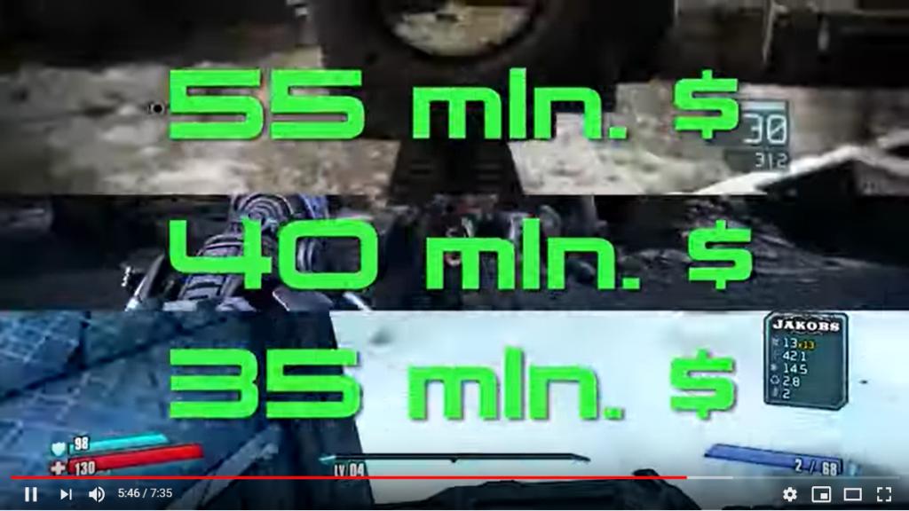 Įvairių video klipų montavimas