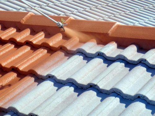 Greitas, kokybiškas fasadų, stogų, tvorų dažymas