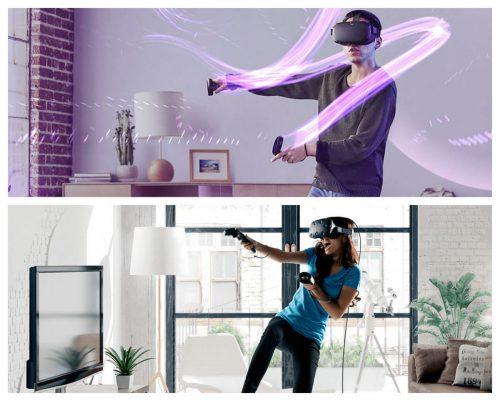 Virtualios Realybės Įrangos Nuoma. Žaidimų Kompiuteris į Namus:  Klaipėdoje ir 100 km Aplink