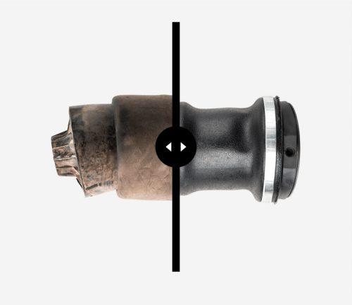 Airmatic: pagalviu, suspausto oro kompresoriu remontas. Gatantija.