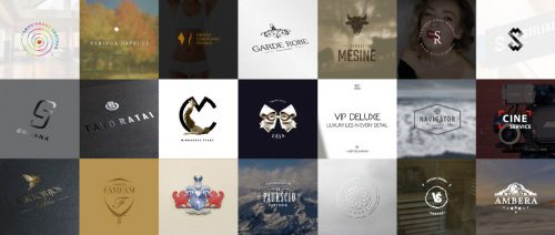 Logotipų, herbų kūrimas
