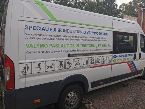 Dezinfekcijos ir Valymo paslaugos Klaipėdoje