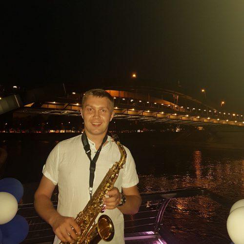 Saksofonistas   Dj